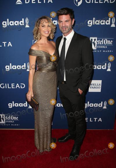 ARIELE KEBBEL Photo - 13 April 2018 - Beverly Hills California - Arielle Kebbel Sterling Jones 29th Annual GLAAD Media Awards at The Beverly Hilton Hotel Photo Credit F SadouAdMedia