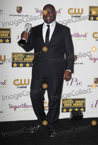 Steve Mc Queen Photo - 16 January 2014 - Santa Monica California - Steve McQueen 19th Annual Critics Choice Movie Awards held at Barker Hangar Photo Credit Kevan BrooksAdMedia