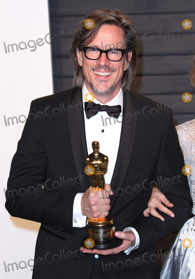 The 88 Photo - 28 February 2016 - Beverly Hills California - Charles Randolph 2016 Vanity Fair Oscar Party hosted by Graydon Carter following the 88th Academy Awards held at the Wallis Annenberg Center for the Performing Arts Photo Credit AdMedia
