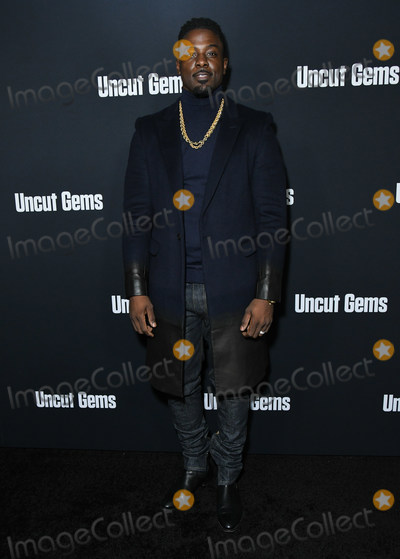 Lance Gross Photo - 11 December 2019 - Hollywood California - Lance Gross A24s Uncut Gems Los Angeles Premiere held at The Dome at Arclight Hollywood Photo Credit Birdie ThompsonAdMedia