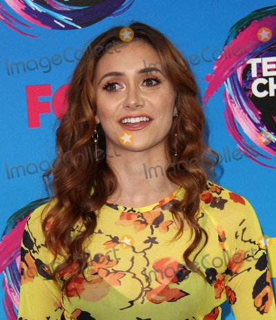Alyson Stoner Photo - 13 August 2017 - Los Angeles California - Alyson Stoner Teen Choice Awards 2017 Arrivals held at The Galen Center in Los Angeles Photo Credit AdMedia