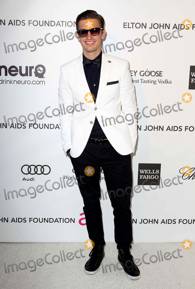 Asher Monroe Photo - 24 February 2013 - West Hollywood California - Asher Monroe 21st Annual Elton John Academy Awards Viewing Party held at West Hollywood Park Photo Credit Kevan BrooksAdMedia