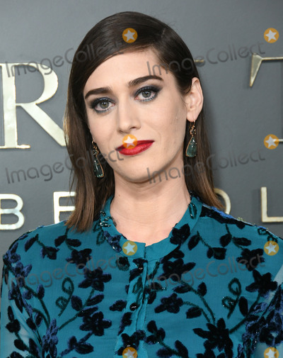 Samuel Goldwyn Photo - 11 November 2019 - Beverly Hills California - Lizzy Caplan Apple TVs Truth Be Told Los Angeles Premiere held at Samuel Goldwyn Theater Photo Credit Birdie ThompsonAdMedia