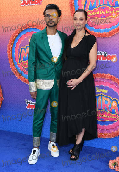 Utkarsh Ambudkar Photo - 07 March 2020 - Burbank California - Utkarsh Ambudkar Disney Juniors Mira Royal Detective Los Angeles Premiere held at Walt Disney Studios Photo Credit Birdie ThompsonAdMedia