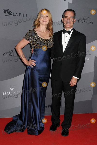 Amy Wakeland Photo - 29 September 2015 - Los Angeles California - Amy Wakeland Eric Garcetti The Los Angeles Philharmonic Opening Night Gala held at the Walt Disney Concert Hall Photo Credit Byron PurvisAdMedia