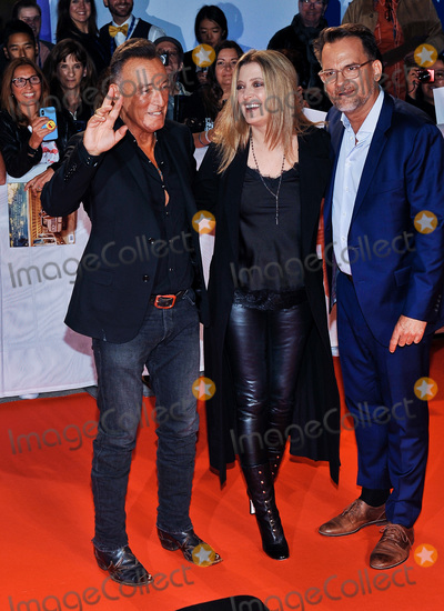 Bruce Springsteen Photo - 12 September 2019 - Toronto Ontario Canada - Bruce Springsteen Carolyn Blackwood Thom Zimny 2019 Toronto International Film Festival - Western Stars Premiere held at Roy Thomson Hall Photo Credit Brent PerniacAdMedia