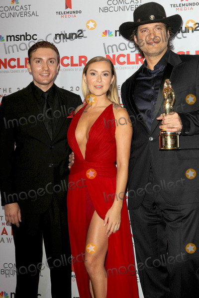 Daryl Sabara Photo - 27 September 2013 - Pasadena California - Daryl Sabara Alexa Vega Robert Rodriguez 2013 NCLR ALMA Awards held at Pasadena Civic Auditorium Photo Credit Kevan BrooksAdMedia