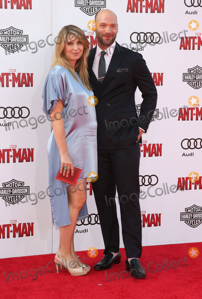 Corey Stoll Photo - 29 June 2015 - Hollywood California - Corey Stoll Nadia Bowers Ant-Man Los Angeles Premiere held at the Dolby Theatre Photo Credit F SadouAdMedia
