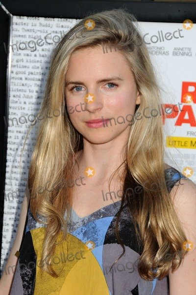 Brit Marling Photo - 19 July 2012 - Hollywood California - Brit Marling Ruby Sparks Los Angeles Premiere held at the Egyptian Theatre Photo Credit Byron PurvisAdMedia