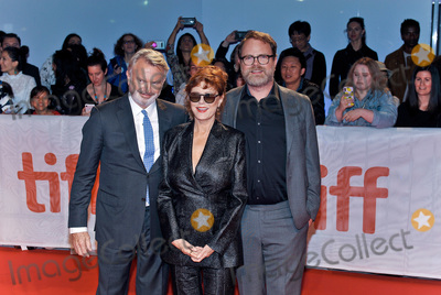 Susan Sarandon Photo - 06 September 2019 - Toronto Ontario Canada - Sam Neill Susan Sarandon Rainn Wilson 2019 Toronto International Film Festival - Blackbird Premiere held at Roy Thomson Hall Photo Credit Brent PerniacAdMedia