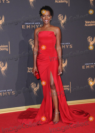 Kelsey Scott Photo - 10 September  2017 - Los Angeles California - Kelsey Scott 2017 Creative Arts Emmys - Arrivals held at Microsoft Theatre LA Live in Los Angeles Photo Credit Birdie ThompsonAdMedia