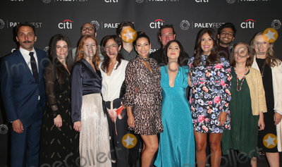 Angelique Cabral Photo - 6 September 2019 - Beverly Hills California - Raphael Bob-Waksberg Hisko Hulsing Kate Purdy Constance Marie Angelique Cabral Rosa Salazar Siddharth Dhananjay Kevin Bigley Jennifer Salke The Paley Center For Medias 2019 PaleyFest Fall TV Previews - Amazon held at The Paley Center for Media Photo Credit FSadouAdMedia