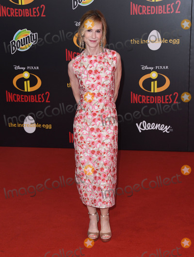 Holly Hunter Photo - 05 June 2018 - Hollywood California - Holly Hunter  Disney Pixars Incredibles 2 Los Angeles Premiere held at El Capitan Theatre Photo Credit Birdie ThompsonAdMedia