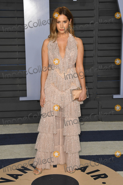 Ashley Tisdale Photo - 04 March 2018 - Los Angeles California - Ashley Tisdale 2018 Vanity Fair Oscar Party following the 90th Academy Awards held at the Wallis Annenberg Center for the Performing Arts Photo Credit Birdie ThompsonAdMedia