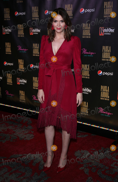 Carly Steel Photo - 24 October 2019 - Las Vegas NV - Carly Steel Red carpet for the official opening of Paula Abduls headlining residency show Paula Abdul Forever Your Girl at Flamingo Las Vegas Photo Credit MJTAdMedia