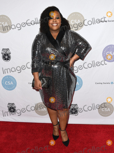Amber Riley Photo - 31 January 2019 - Beverly Hills California - Amber Riley The Casting Society of Americas 34th Annual Artios Awards held at Beverly Hilton Hotel Photo Credit Birdie ThompsonAdMedia