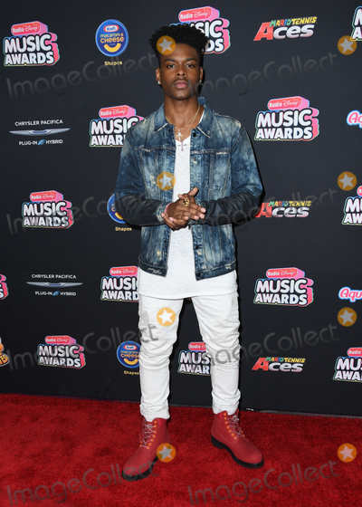 Aubrey Joseph Photo - 22 June 2018 - Hollywood California - Aubrey Joseph  2018 Radio Disney Music Awards held at Loews Hotel Photo Credit Birdie ThompsonAdMedia