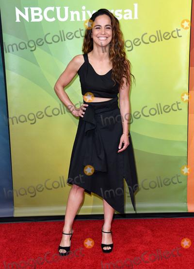 Alice Braga Photo - 02 May 2018 - Los Angeles California - Alice Braga 2018 NBCUniversal Summer Press Day held at Universal Studios Photo Credit Birdie ThompsonAdMedia