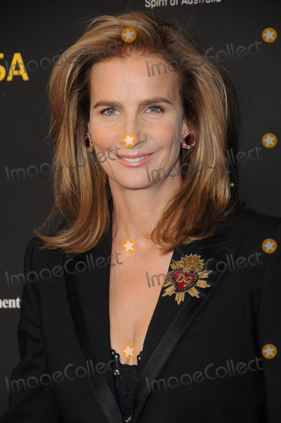 Rachel Griffiths Photo - 27 January 2018 - Los Angeles California - Rachel Griffiths 15th Annual GDay USA Los Angeles Black Tie Gala held at Wilshire Grand Ballroom at the Intercontinental Hotel Downtown Photo Credit Birdie ThompsonAdMedia