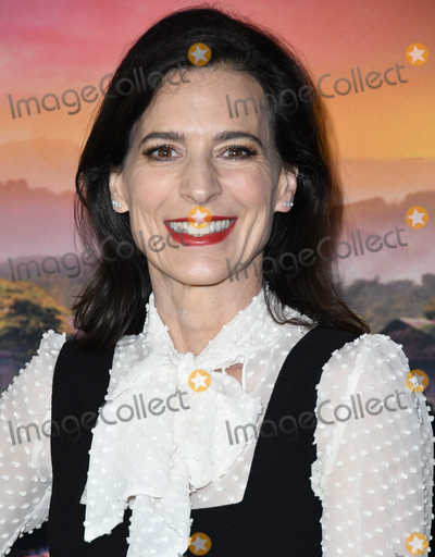 Perrey Reeves Photo - 28 November 2018 - Hollywood California - Perrey Reeves Netflixs Mowgli Legend of the Jungle Los Angeles Screening held at The Acrlight Hollywood Photo Credit Birdie ThompsonAdMedia