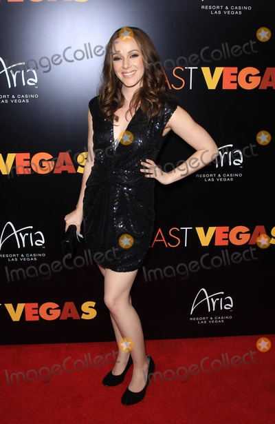 April Billingsley Photo - 18 October 2013 - Las Vegas NV -  April Billingsley CBS Films LAST VEGAS Special Screening After-Party at Haze Nightclub inside Aria Resort and CasinoPhoto Credit mjtAdMedia
