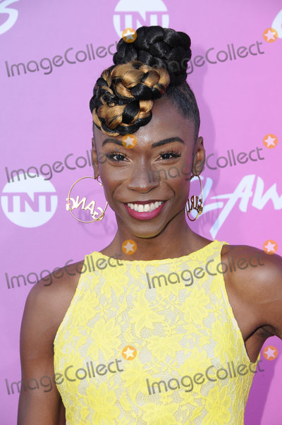 Angelica Ross Photo - 01 June 2017 - Los Angeles California - Angelica Ross Premiere of TNTs Claws held at Harmony Gold Theatre in Los Angeles Photo Credit Birdie ThompsonAdMedia