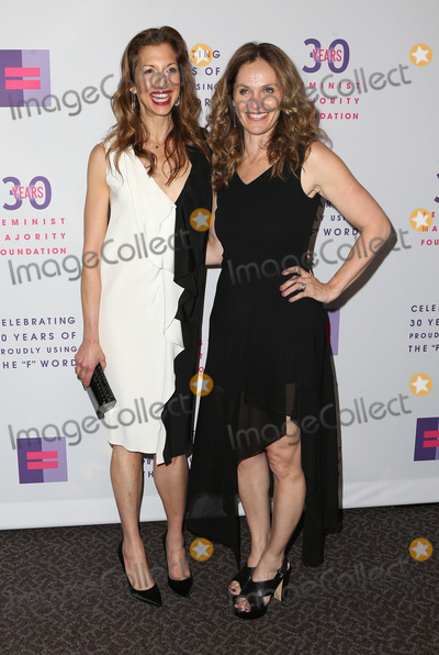 Amy Brenneman Photo - 22 May 2017 - Los Angeles California - Alysia Reiner Amy Brenneman Feminist Majority Foundation 30th Anniversary Celebration Photo Credit F SadouAdMedia