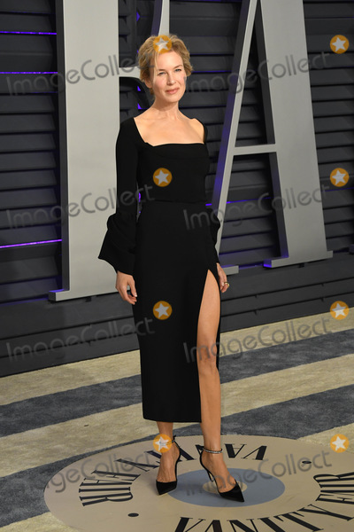 Renee Zellweger Photo - 24 February 2019 - Los Angeles California - Renee Zellweger 2019 Vanity Fair Oscar Party following the 91st Academy Awards held at the Wallis Annenberg Center for the Performing Arts Photo Credit Birdie ThompsonAdMedia
