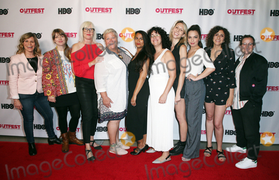 Amber Benson Photo - 20 July 2019 - Hollywood California - Tracy E Gilchrist Amber Benson Stephanie Ouaknine Isabella Gomez Gabrielle Zilkha Marja-Lewis Ryan 2019 Outfest Los Angeles LGBTQ Film Festival - Queering The Script Panel At Outfest Film Festival held at TCL Chinese 6 Theatres Photo Credit Faye SadouAdMedia