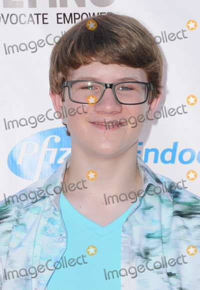 Aidan Miner Photo - 13 August 2016 - Los Angeles California Aidan Miner 2016 Say NO Bullying Festival held at Griffith Park Photo Credit Birdie ThompsonAdMedia