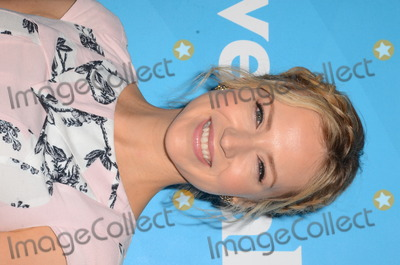 Beth Riesgraf Photo - 02 April 2015 - Pasadena California - Beth Riesgraf Arrivals for the NBC Universal Summer Press Day held at Langham Hotel Photo Credit Birdie ThompsonAdMedia