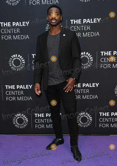Tyler Perry Photo - 10 December 2019 - Beverly Hills California - Vaughn Hebron The Paley Center For Media Presents An Evening With Tyler Perrys The Oval held at The Paley Center for Media Photo Credit Birdie ThompsonAdMedia