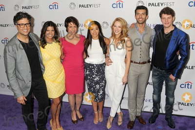 Andrea Nevado Photo - 15 March 2015 - Hollywood California - Jaime Camil Andrea Nevado Ivonne Coll Gina Rodriguez Yael Grobglas Justin Baldoni Brett Dier PaleyFest 2015 - Jane The Virgin held at the Dolby Theatre Photo Credit Byron PurvisAdMedia