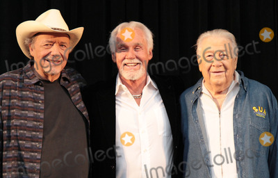 Kenny Rogers Photo - 10 April 2013 - Nashville Tennessee - Bobby Bare Kenny Rogers Cowboy Jack Clement The Country Music Association announced today that Bobby Bare Cowboy Jack Clement and Kenny Rogers will become the newest members of the revered Country Music Hall of Fame CMA created the Country Music Hall of Fame in 1961 to recognize noteworthy individuals for their outstanding contributions to the format with Country Musics highest honor Photo Credit Bev MoserAdMedia