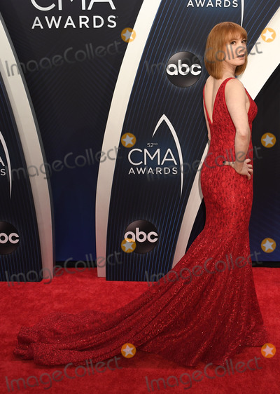 Alicia Witt Photo - 14 November 2018 - Nashville Tennessee - Alicia Witt 52nd Annual CMA Awards Country Musics Biggest Night held at Bridgestone Arena Photo Credit Laura FarrAdMedia