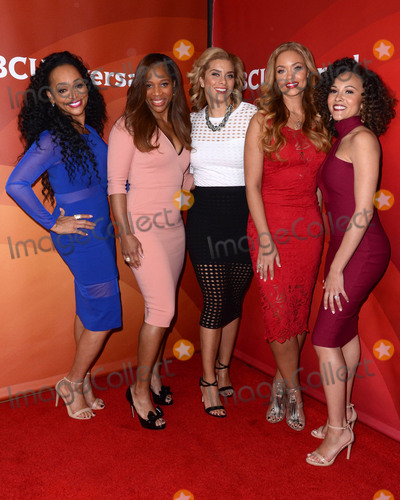 Ashley Darby Photo - 14 January  - Pasadena Ca - Karen Huger Charrisse Jackson JOrdan Robyn Dixon Gizelle Bryant Ashley Darby NBC Universal Press Tour Day 2 held at The Langham Huntington Hotel Photo Credit Birdie ThompsonAdMedia