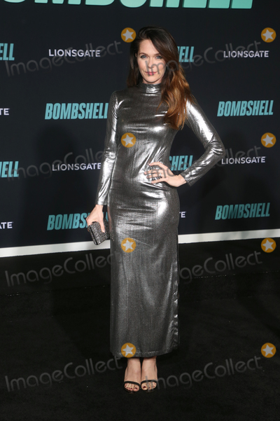 Katie Aselton Photo - 10 December 2019 - Westwood California - Katie Aselton Special Screening Of Liongates Bombshell held at Regency Village Theatre Photo Credit FSAdMedia