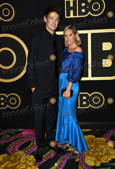 Christopher French Photo - 17 September 2018 - West Hollywood California - Christopher French Ashley Tisdale 2018 HBO Emmy Party held at the Pacific Design Center Photo Credit Birdie ThompsonAdMedia
