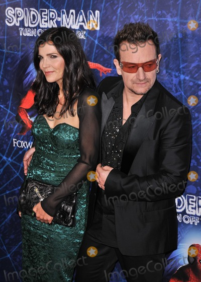 Ali Hewson Photo - 14 June 2011 - New York City NY - Ali Hewson Bono of U2 Spider-Man Turn Off The Dark Broadway Opening Night held at Foxwoods Theatre Photo Credit Christopher SmithAdMedia
