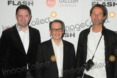 Leica Gallery Photo - 5 March 2015 - West Hollywood California - Roland Wolff Roger Horn Steffen Keil Flash by Lenny Kravitz Photo Exhibition held at the Leica Gallery Photo Credit Byron PurvisAdMedia