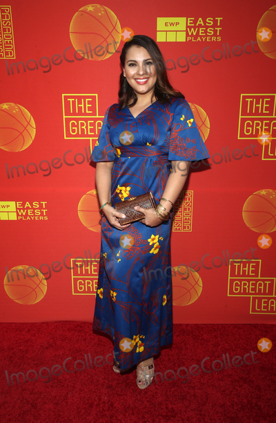 Gisele Photo - 10 November 2019 - Pasadena California - Giselle G Tongi G Toengi Opening Night Of The Great Leap held at Pasadena Playhouse Photo Credit FSAdMedia