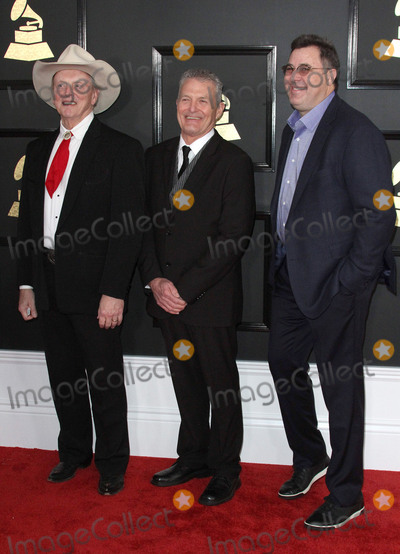 Vince Gill Photo - 12 February 2017 - Los Angeles California - Douglas B Green of Riders in the Sky Billy Thomas Vince Gill 59th Annual GRAMMY Awards held at the Staples Center Photo Credit AdMedia