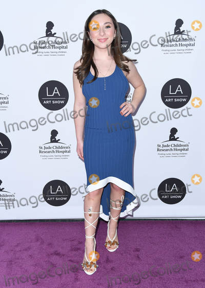 Ava Cantrell Photo - 23 January 2019 - Los Angeles California - Ava Cantrell 24th Annual LA Art Show Opening Night Gala held at West Hall Los Angeles Convention Center Photo Credit Birdie ThompsonAdMedia