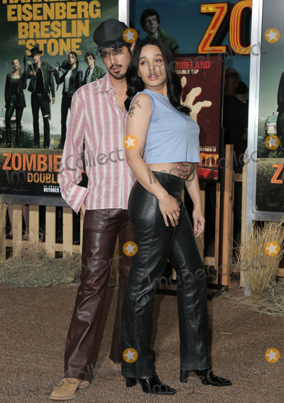 Avan Jogia Photo - 10 October 2019 - Westwood California - Avan Jogia Cleopatra Coleman Premiere Of Sony Pictures Zombieland Double Tap held at Regency Village Theatre Photo Credit PMAAdMedia