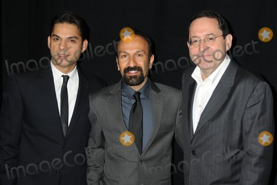 Peyman Moaadi Photo - 13 January 2012 - Century City California - Peyman Moaadi Asghar Farhadi 37th Annual Los Angeles Film Critics Association Awards held at the InterContinental Hotel Photo Credit Byron PurvisAdMedia