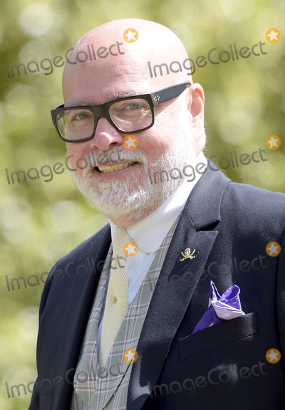 Gary Goldsmith Photo - 20 May 2017 - Gary Goldsmith at the wedding of James Matthews and Pippa Middleton at St Marks Church Englefield Berkshire UK Photo Credit ALPRAdMedia