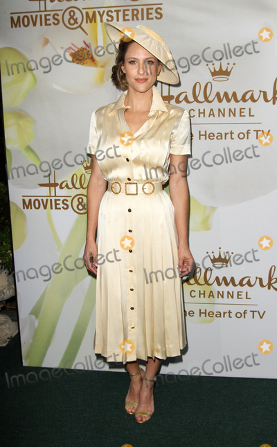 Jill Wagner Photo - 27 July 2017 - Los Angeles California - Jill Wagner Hallmark Channel  Hallmark Movies and Mysteries Summer 2017 Television Critics Association Press Tour Event held at a Private Estate in Beverly Hills Photo Credit AdMedia