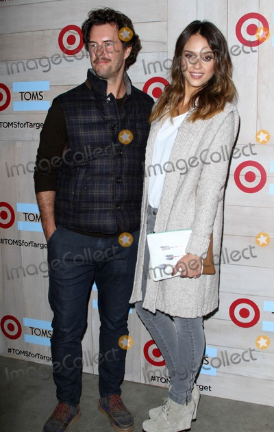 Blake Mycoskie Photo - 12 November 2014 - Los Angeles California - Founder and Chief Shoe Giver of TOMS Blake Mycoskie and Jessica Alba TOMS for Target Launch Event held at the Book Bindery Photo Credit AdMedia