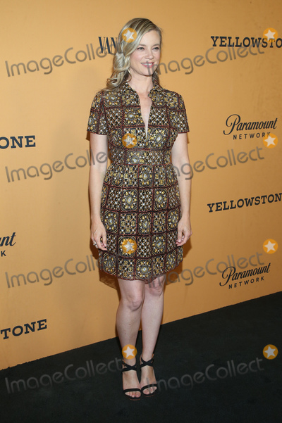 Amy Smart Photo - 11 June 2018 - Los Angeles California - Amy Smart Yellowstone World Premiere held at Paramount Studios Photo Credit F SadouAdMedia