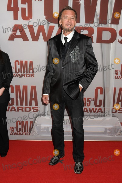Kenny Loggins Photo - 09 November 2011 - Nashville Tennessee - Kenny Loggins The 45th Annual CMA Awards Country Musics Biggest Night held at Bridgestone Arena Photo Credit Byron PurvisAdMedia